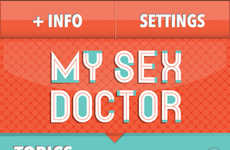 Symptom-Checking STI Apps - This Symptom Checker Provides Information About All Aspects of Intimacy