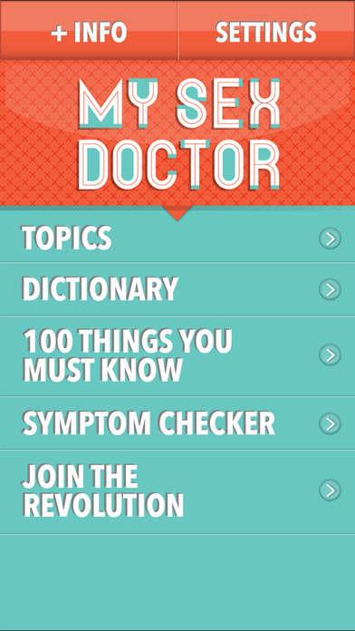 Symptom-Checking STI Apps