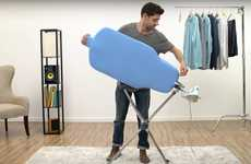 Rotating Garment Ironing Boards
