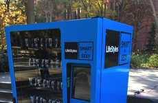Educational Condom Vending Machines