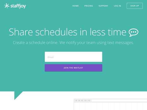 Hourly Worker Scheduling Platforms