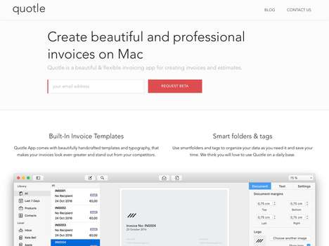 Stylish Invoice Apps