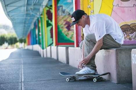Celebratory Skateboarder Sneakers