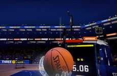 VR Basketball Video Games