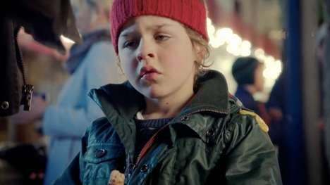 Anti-Consumerist Christmas Ads - This New Edeka Ad Conveys That the Holidays Should Be About Family
