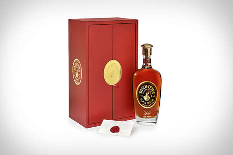 Limited-Edition American Whiskeys - The Michter's Celebration Sour Mash Whiskey is Celebratory