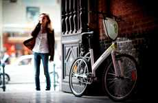 Urban Bicycle Illuminators - The 'B'Safe' Security Pack Adds Turn Signals and More onto Bikes