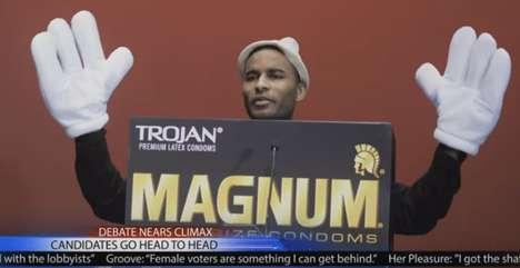 Innuendo-Heavy Condom Ads