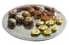 Gel Core Serving Platters