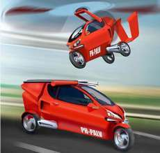 13 Innovative Flying Vehicle Concepts