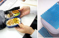 USB Powered Lunchboxes - The Thanko Hot Box Keeps Your Meals Toasty