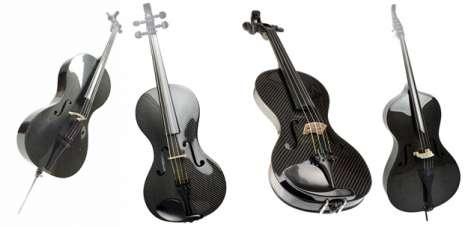 Carbon Fiber Violins