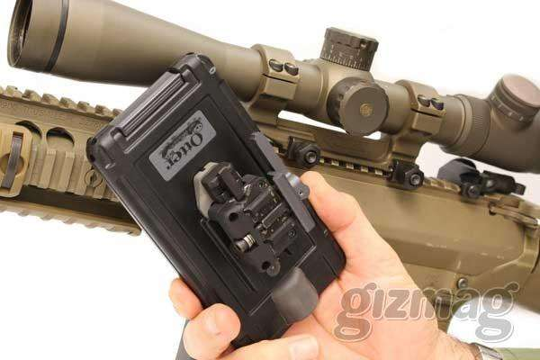 Ballistic Mobile Apps: This 'Bullet Fight' Military Sniper Rifle