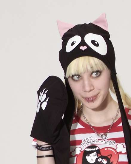 Feline-Inspired Headwear