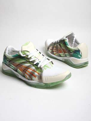 Ribcage-Inspired Sneakers