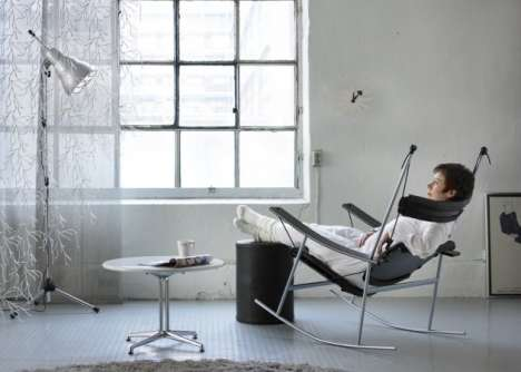 Suspended Lounge Chairs
