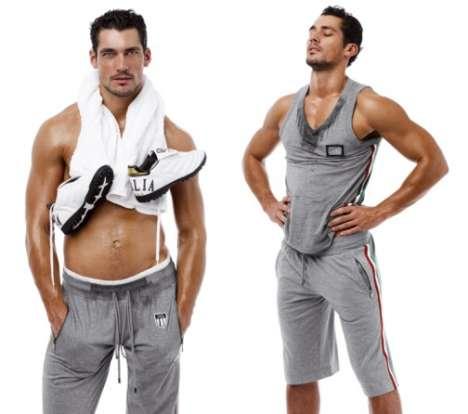 Sweaty Workout Lookbooks