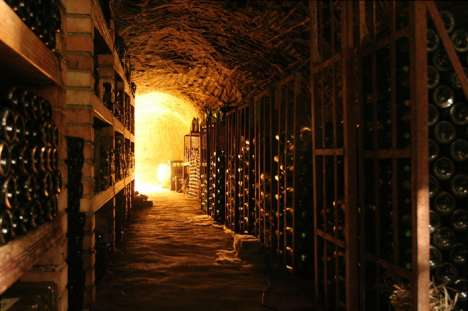 13 Stellar Wine Cellars