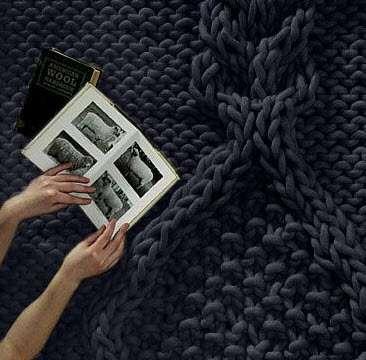 Super-Sized Knitting