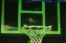 Illuminated Basketball Nets