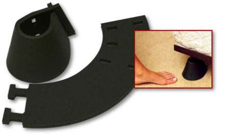 'The Toe Saver 2000' Prevents Toe-Stubbing in the Bedroom