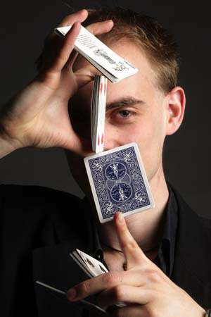 'Interactive Magician' Does Magic Tricks With You