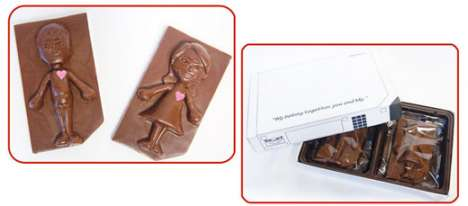 Chocolate For Gamers - The Chocomiis Turn Gaming into an Act of Love For Valentine's
