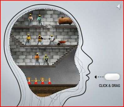 Interactive Medicine Ads - Glaxo's Panadol Ads Let You Solve Bad Scenarios