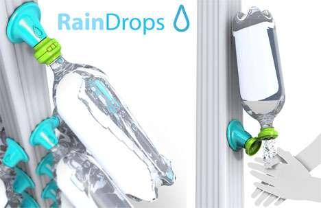Rain Drop Collectors