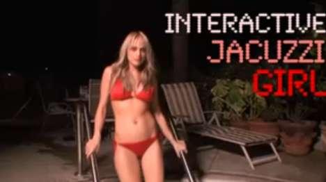 Interactive Jacuzzi Girls
