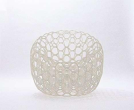 11 Stunning Paper Seating Designs