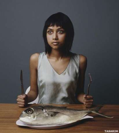 Quirky Humanimal Comparisons - 'Fish and People' Photography Pairs Unusual Lookalikes