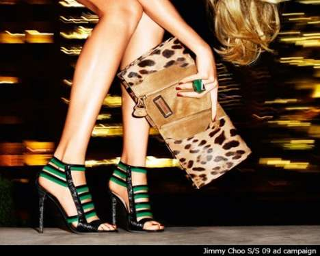 Strap-Happy Shoes