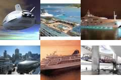 12 Incredible Cruise Ships
