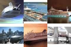 12 Incredible Cruise Ships