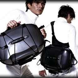 Shell-Inspired Backpacks
