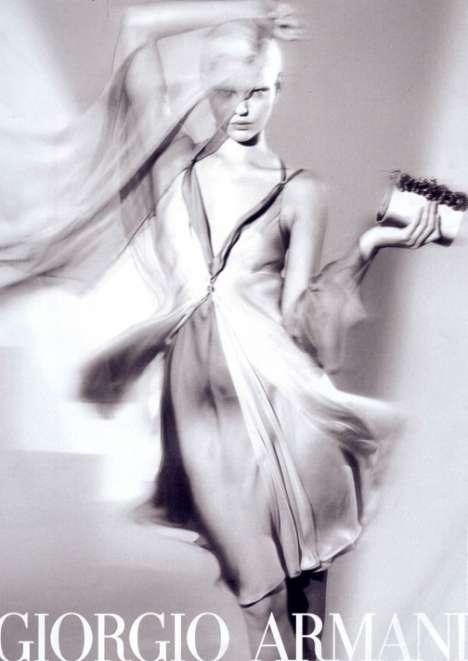 Artistically Blurred Fashion Ads