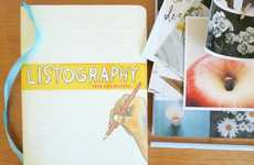 Journaling for Short Attention Spans - Listography Cuts Through the Mess and Gets to the Point