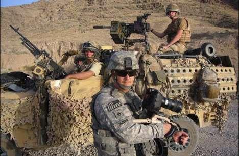 War-Inspired Photo Gadgets