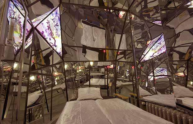 Bizarre Themed Hotel Rooms