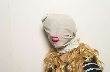 Disturbing Photography by Alison Brady Looks Murderous