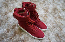 Luxe Collaborative High-Tops