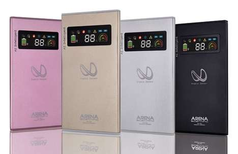 Intelligent Battery Chargers