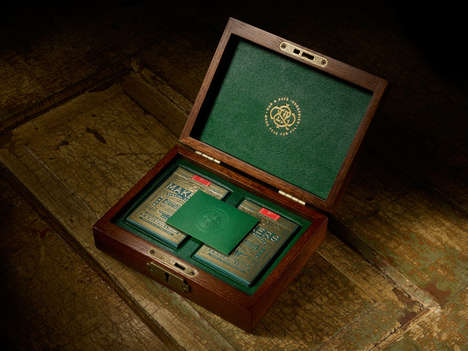 Commemorative Antique Playing Cards