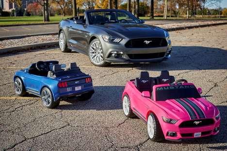 Realistic Kids Go-Karts