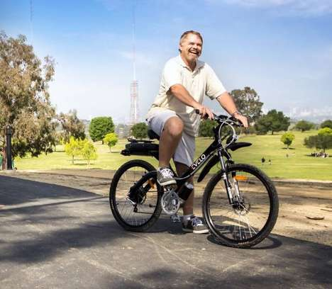 Boomer-Centric Electric Bikes - 'Evelo' Electric Bicycles are For Riders Aged 50 and Up