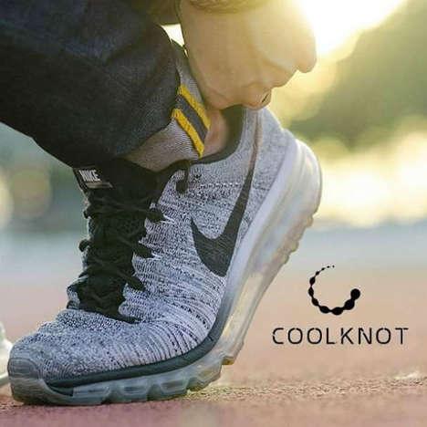 Athletic No-Tie Shoelaces