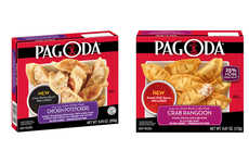 Frozen Potsticker Snacks - PAGODA Asian Snacks are Great for Snacking or as Meals
