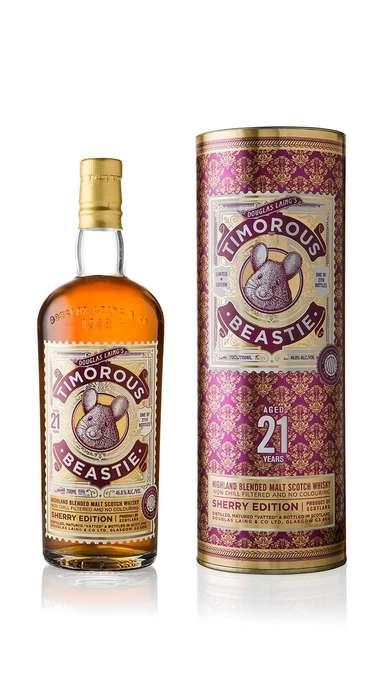Mousey Liquor Branding