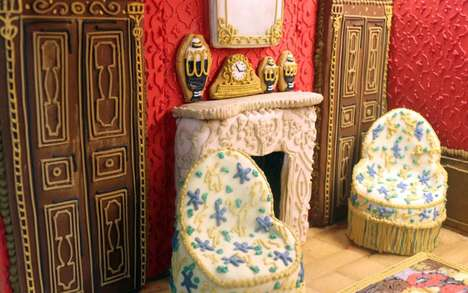 Historic Replica Gingerbread Houses